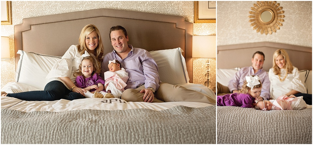 Houston Heights Newborn Photographer